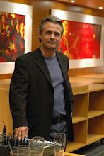 Photo: Al Tehler (lördagens konferencier) torsdag 30 juni 2011 Trädgår'n, Göteborg