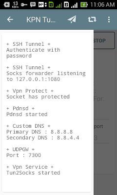 KPN Tunnel (Official) - screenshot
