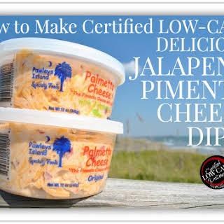 Jalapeno Pimento Cheese Dip.