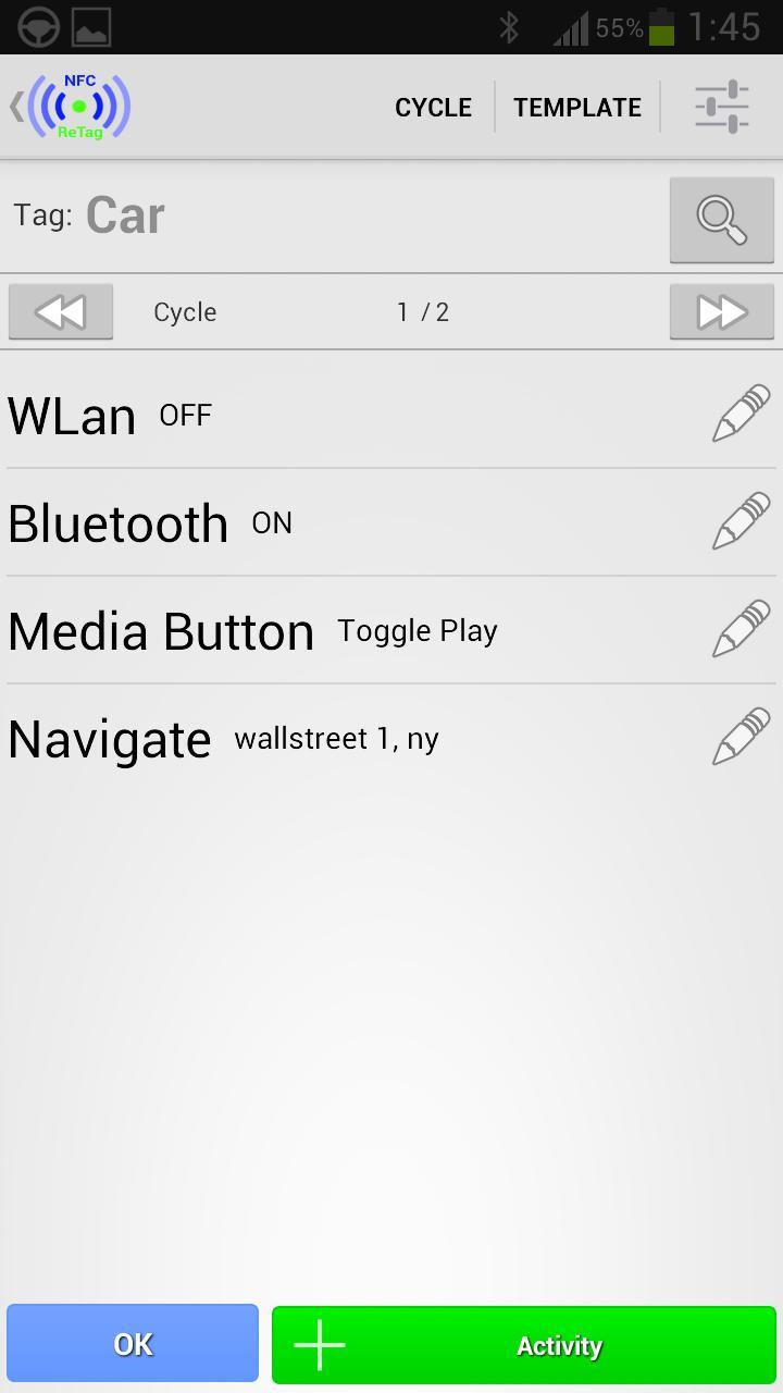 NFC ReTag PRO Screenshot 3