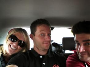 Photo: Core Team in a Small Car 2