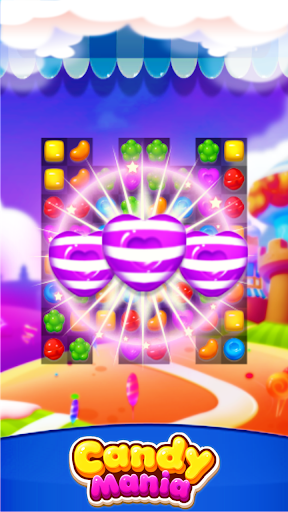 Sweet Candy Mania - Match 3 Games Puzzle 1.1.6 screenshots 1