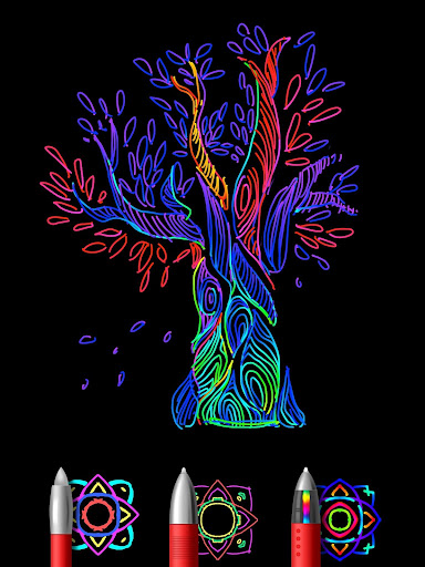 Doodle Master - Glow Art 1.0.24 screenshots 21