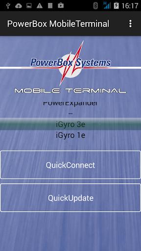 PowerBox MobileTerminal