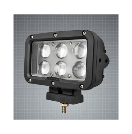 Extraljus CS Serie SQ 60 watt