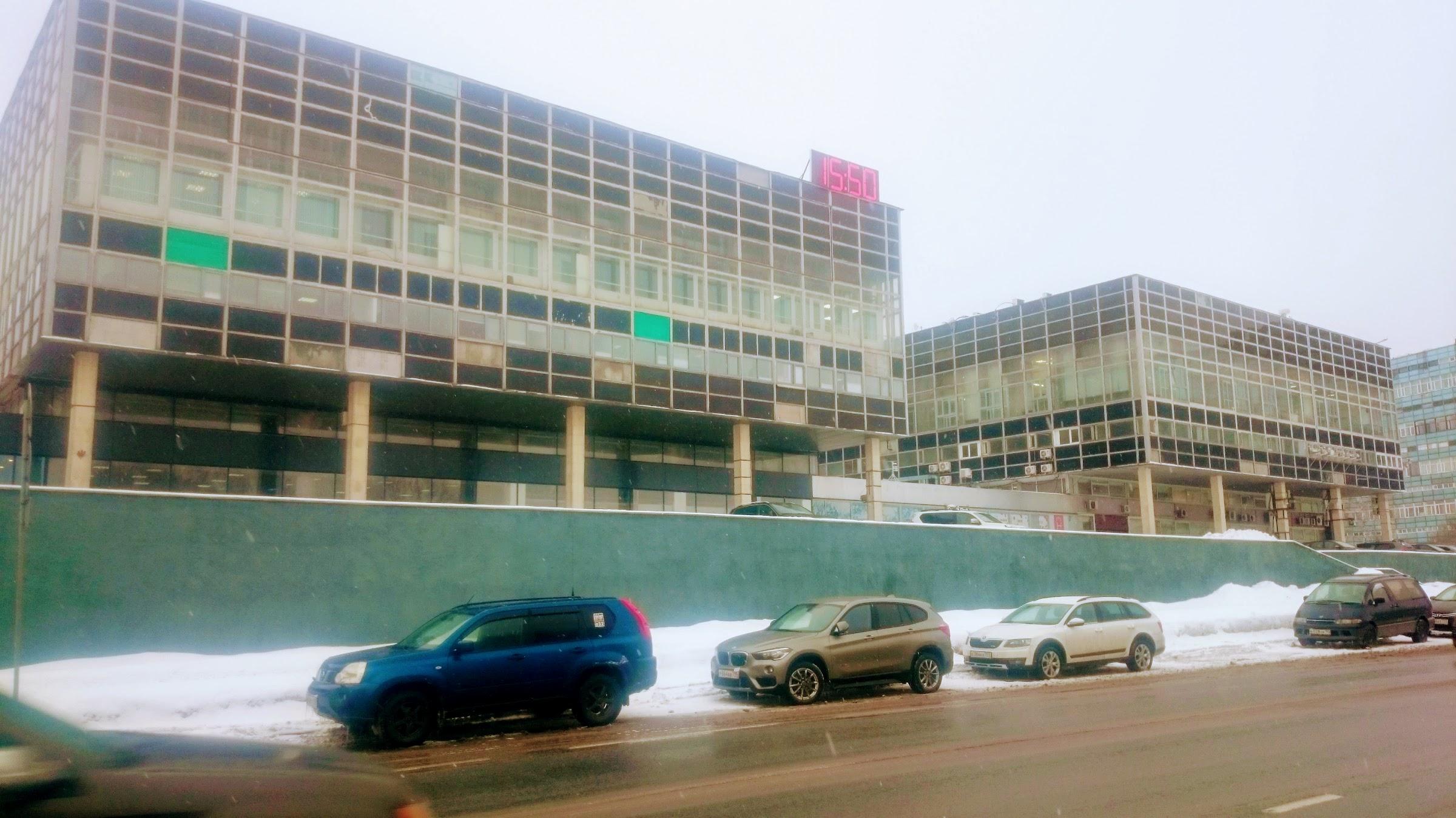 Нейроботикс в городе-спутнике Зеленоград