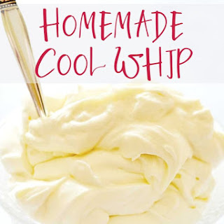 How to Make Homemade Cool Whip Recipe