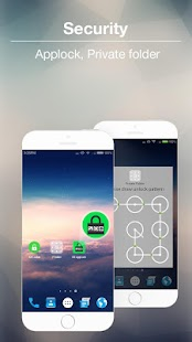 KK Launcher -Lollipop launcher Screenshot 8