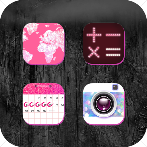 Youth Pinkygirl Passion Icon Pack