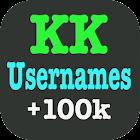 UserNames For Online KIK Messenger APP icon
