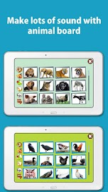 Kids Zoo,Animal Sounds & Photo Screenshot 21