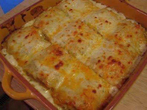 Alfredo Chicken Lasagna Recipe