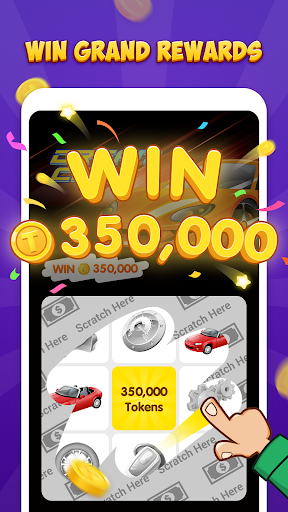 Daily Scratch - Win Reward for Free 1.0.9 screenshots 2