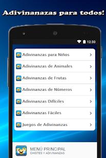 Trabalenguas Y Adivinanzas Con Chistes De Colmos Apps En Google Play