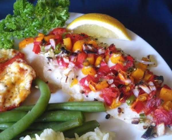 Fish Creole Style Recipe