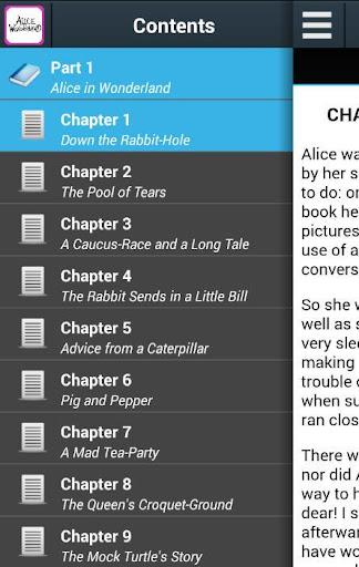 Alice in Wonderland eBook
