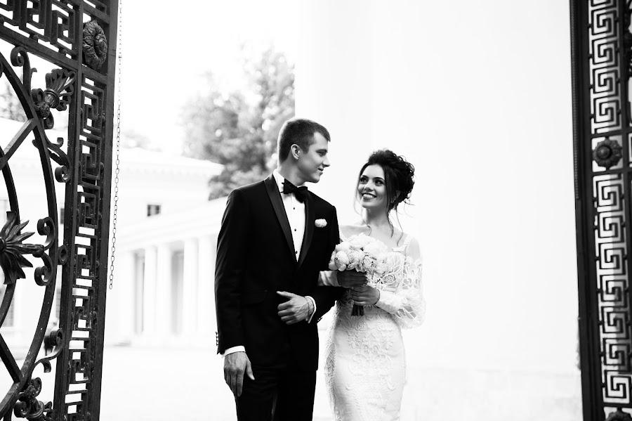 Wedding photographer Aleksandra Kharlamova (akharlamova). Photo of 13.10.2017