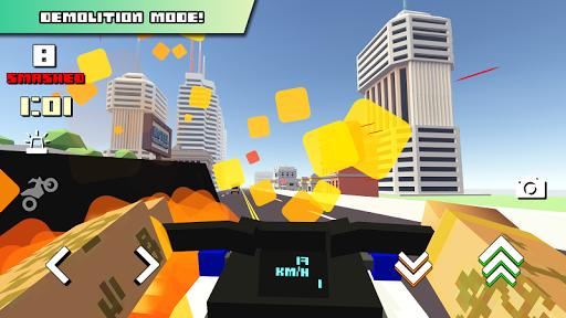 Blocky Moto Racing ud83cudfc1 screenshots 5