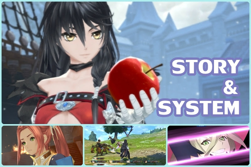 [Tales of Berseria] Story & System