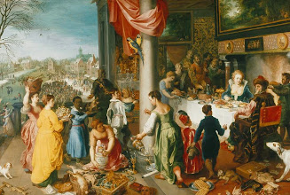 Photo: Jan Brueghel El Viejo, Winter,  1616