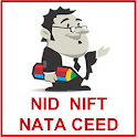 NID NIFT NATA CEED by SILICA icon