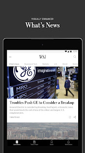 The Wall Street Journal Business & Market News 4.21.1.12 Subscribed - 10 - images: Store4app.co: All Apps Download For Android