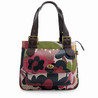 Wild Floral Classic Shoulder Bag