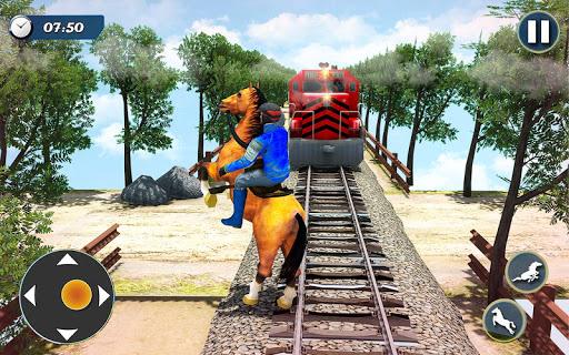 GT Horse Mega Ramp Parkour: Free Mega Ramp Stunts 1.0.16 screenshots 9