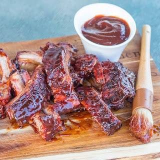 Barbecue Baby Back Ribs Recipe