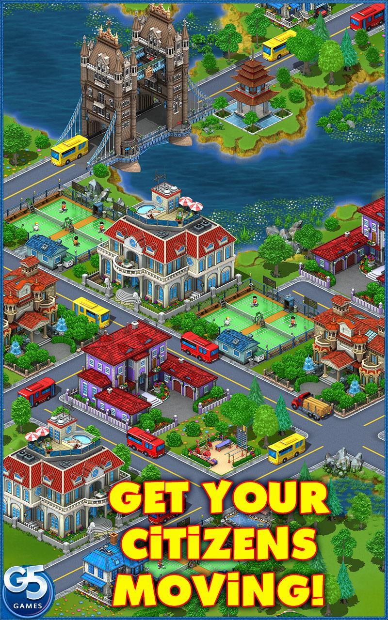 Virtual City Playground® screenshot #5