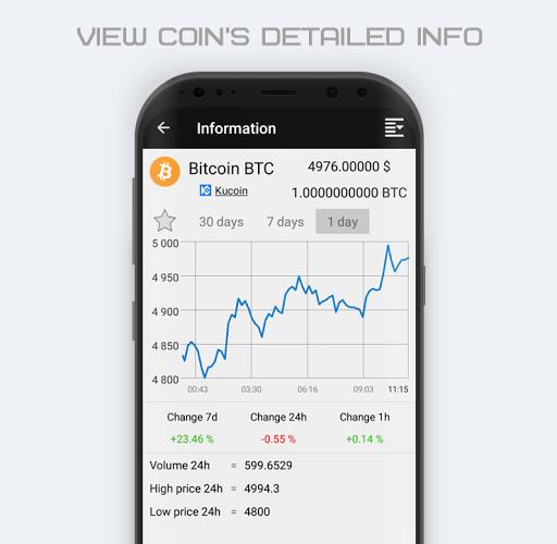 Coin Alarm screenshots 2