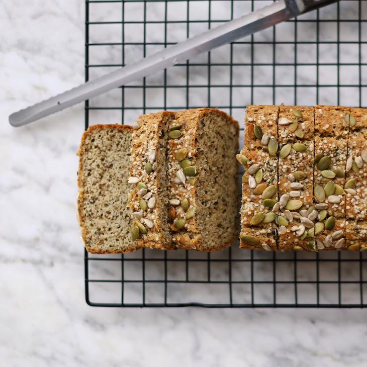 Grain Free Almond Coconut Bread Recipe