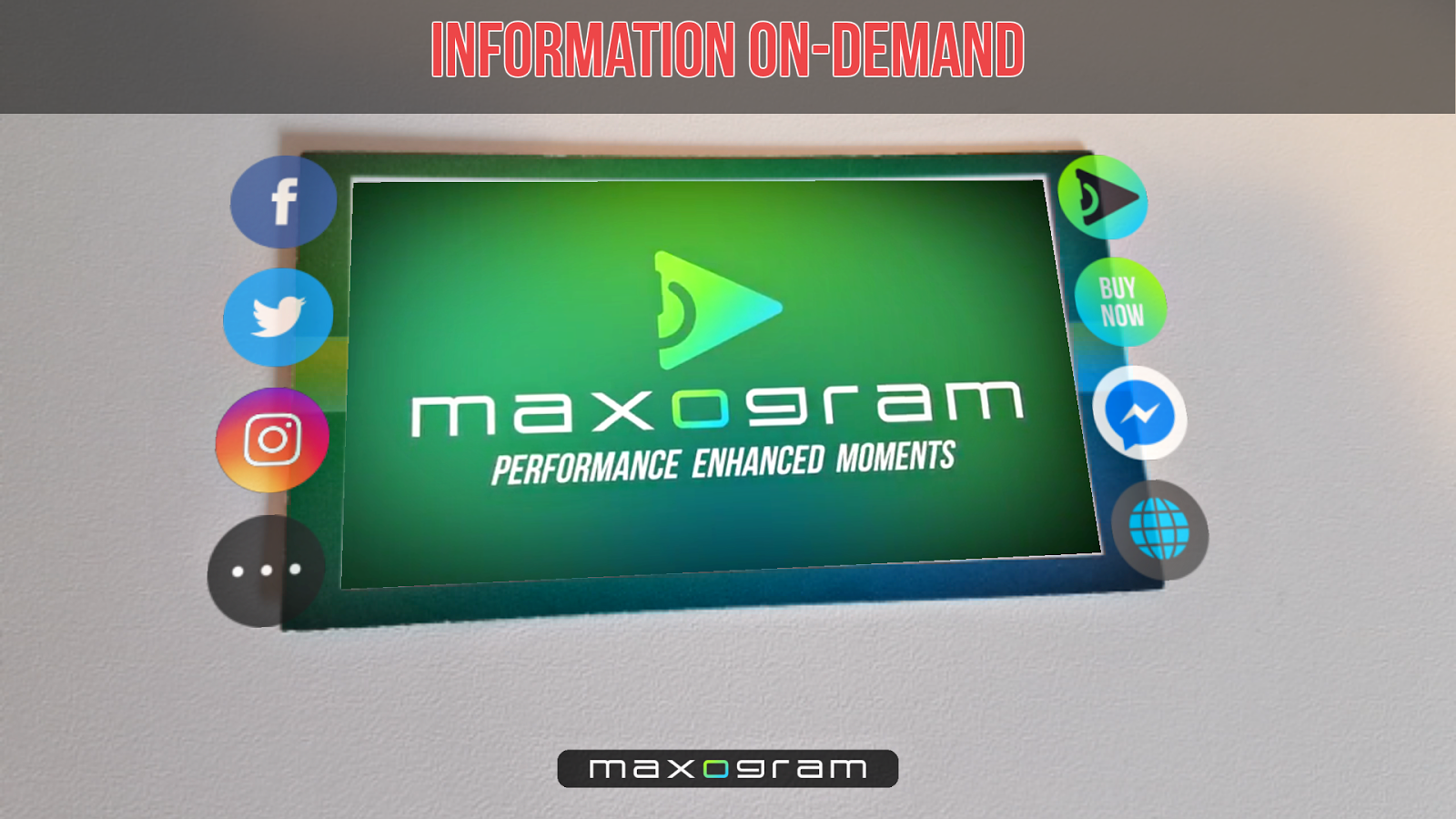 Maxogram- screenshot