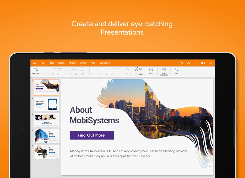OfficeSuite Pro + PDF Screenshot 19