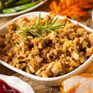 Delightful Turkey and Stuffing Casserole
