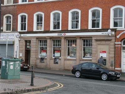 HSBC on Market Place - Banks & Other Financial Institutions