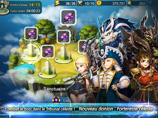 Wonder Tactics  captures d'écran 2