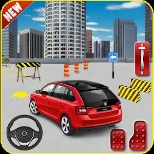 Rapidez Carro Estacionamento jogos