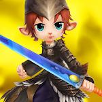Brave Hero - Enjoy this idle warrior battle game Icon