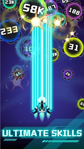 Space Raid u2014 Shooting Virus in Galaxy apktram screenshots 2