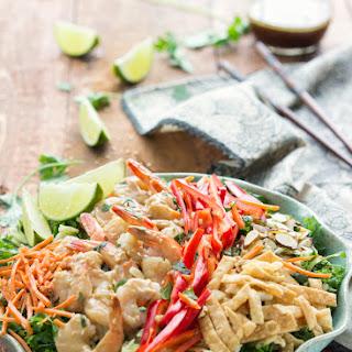 Thai Shrimp Salad.
