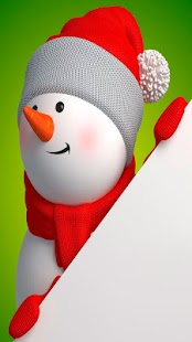 Snowmen Wallpapers HD - náhled