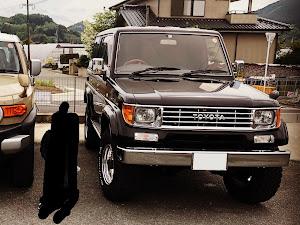 ランドクルーザープラド KZJ78G のカスタム事例画像 橋本さんの2019年06月17日20:28の投稿