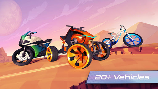 Gravity Rider Zero apkdebit screenshots 24