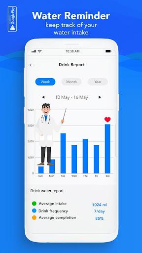 Water drink reminder screenshot 4