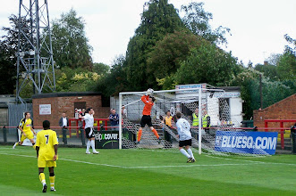 Photo: 30/08/10 v Woking (Conference South) 0-0 - contributed by Gary Spooner