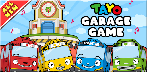 Tayo Garage Game Google Playde Uygulamalar