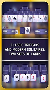 TriPeaks Solitaire Challenge- screenshot thumbnail