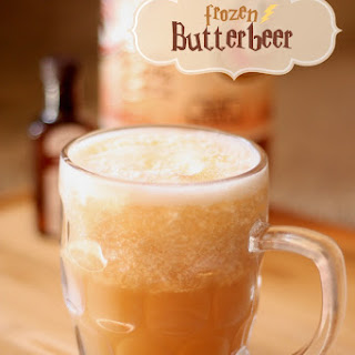 Butter Beer Cream Soda Recipes