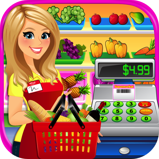 Supermarket Grocery Store Girl (game)